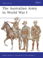 Australian Army in World War I, The