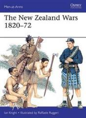 New Zealand Wars 1820-72, The
