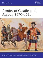 Armies of Castile & Aragon 1370-1516