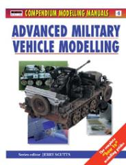 Advanced Military Vehicle Modeling