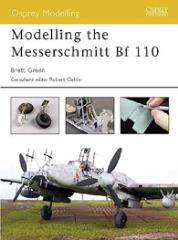 Modeling the Messerschmitt Bf 110
