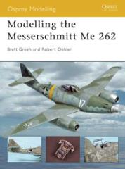 Modeling the Messerschmitt Me 262