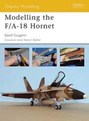 Modeling the F/A-18 Hornet