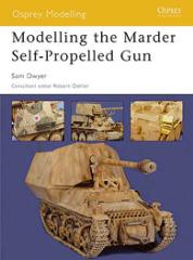 Modeling the Marder Self-Propelled Gun