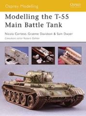 Modeling the T-55 Main Battle Tank
