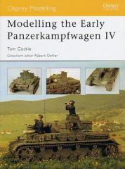 Modeling the Early Panzerkampfwagen IV