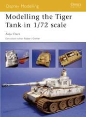 Modeling the Tiger Tank in 1/72 Scale