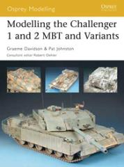 Modeling the Challenger 1 and 2 MBT Variants