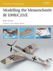 Modeling the Messerschmitt Bf 109B/C/D/E