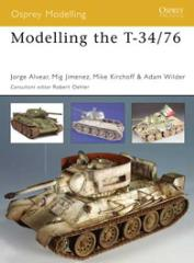 Modeling the T-34/76