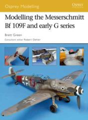 Modeling the Messerschmitt Bf 109f and Early G Series