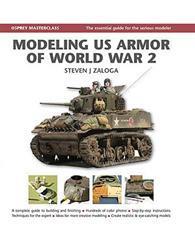 Modeling US Armor of World War 2