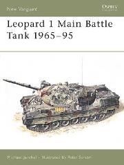 Leopard 1 Main Battle Tank 1965-1995