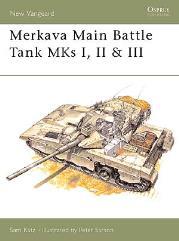 Merkava Main Battle Tank - MKs I, II, & III