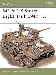 M3 & M5 Stuart Light Tank 1940-1945