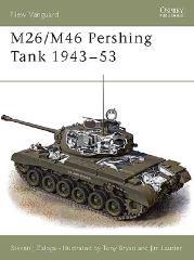 M26/M46 Pershing Tank 1943-1953