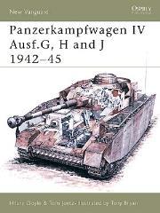 Panzerkampfwagen IV Ausf. G, H and J 1942-45