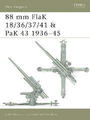 88mm Flak - 18/36/37/41 & Pak 43 1936-45