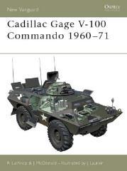 Cadillac Gage V-100 Commando 1960-71