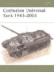 Centurion Universal Tank 1943-2003