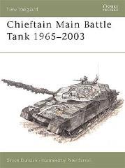 Chieftain Main Battle Tank 1965-2003