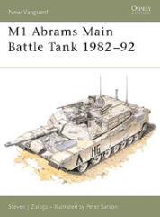 M1 Abrams Main Battle Tank 1982-92