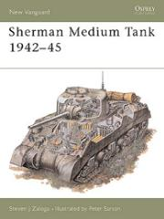 Sherman Medium Tank 1942-45
