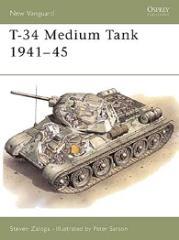 T-34 Medium Tank 1941-45
