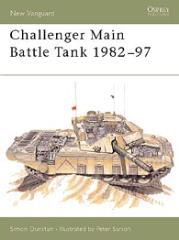 Challenger Main Battle Tank 1982-97