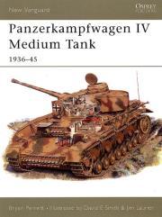 Panzerkampfwagen IV Medium Tank 1936-1945
