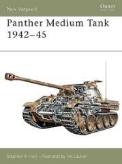 Panther Medium Tank 1942-45