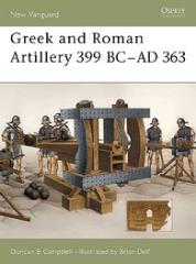 Greek and Roman Artillery 339 BC - AD 363