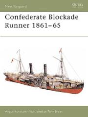 Confederate Blockade Runner 1861-65