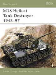 M18 Hellcat Tank Destroyer 1943-97