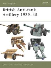 British Anti-Tank Artillery 1939-45