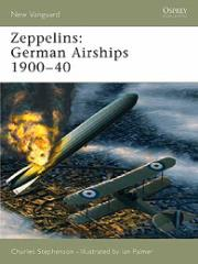 Zeppelins - German Airships 1900-40
