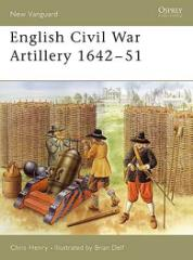 English Civil War Artillery 1642-51