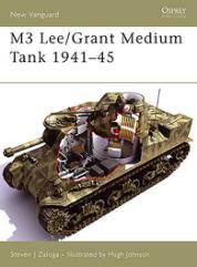 M3 Lee/Grant Medium Tank 1941-45