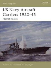 US Navy Aircraft Carriers 1922-45 - Prewar Classes