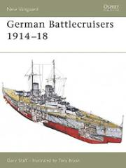 German Battlecruisers 1914-18