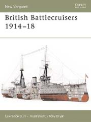 British Battlecruisers 1914-18