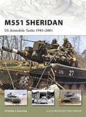 M551 Sheridan - US Airmobile Tanks 1941-2001