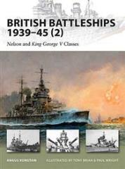 British Battleships 1939-45 (2) - Nelson and King George V Classes