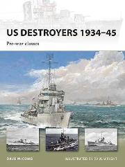 US Destroyers 1934-45 - Pre-War Classes