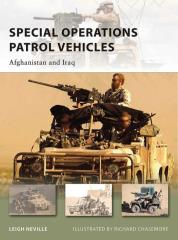 Special Operations Patrol Vehicles - Afghanistan and Iraq
