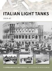 Italian Light Tanks 1919-45