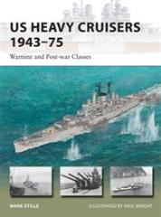 US Heavy Cruisers 1943–75 – Wartime and Post-war Classes
