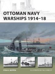 Ottoman Navy Warships 1914-18
