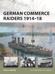 German Commerce Raiders 1914-18