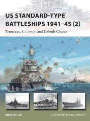 US Standard-Type Battleships 1941-45 (2)